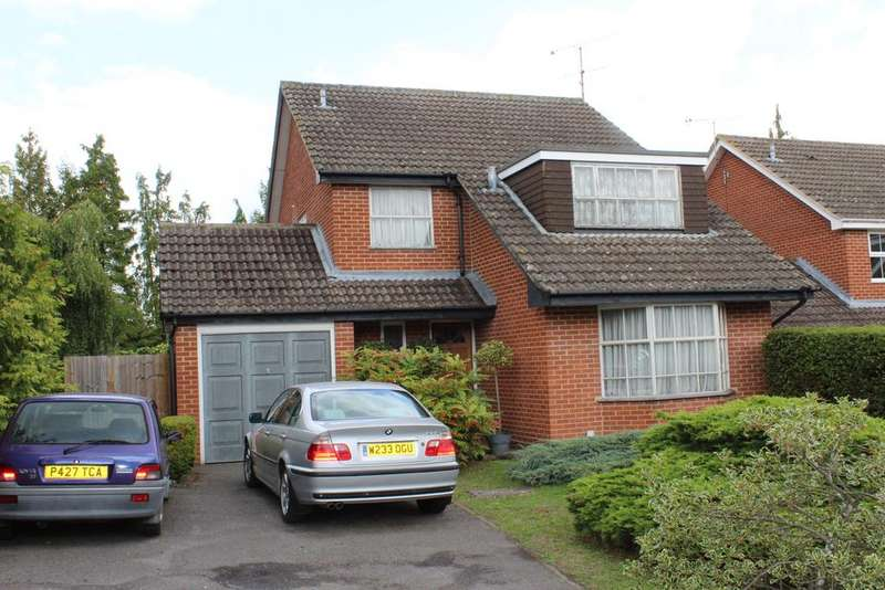 4 Bedrooms Detached House for sale in Evergreen Way, Wokingham, BERKSHIRE, RG41 4BX