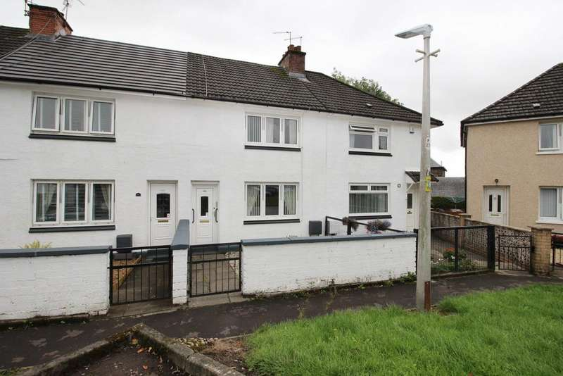 3 Bedrooms Terraced House for sale in 36 Robert Burns, Clydebank, G81 2ED