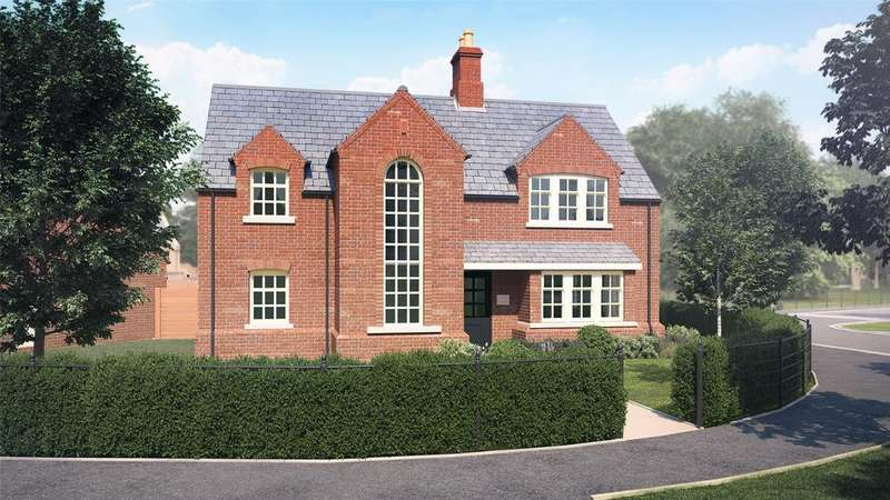 5 Bedrooms Detached House for sale in Main Drive, The Parklands, LN2