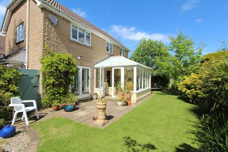 3 Bedrooms Detached House for sale in Superb detached home in Langford