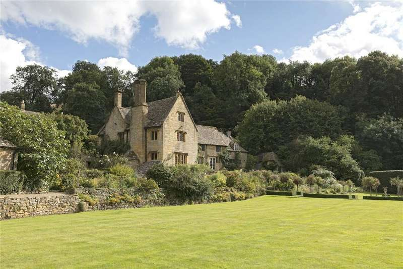 6 Bedrooms Detached House for sale in Snowshill, Broadway, Gloucestershire