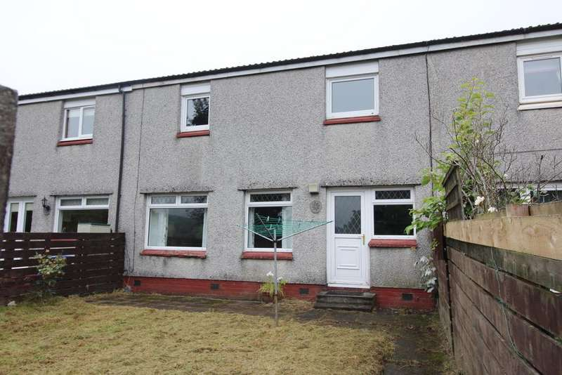 3 Bedrooms Terraced House for sale in Noblestone Estate, Bonhill G83
