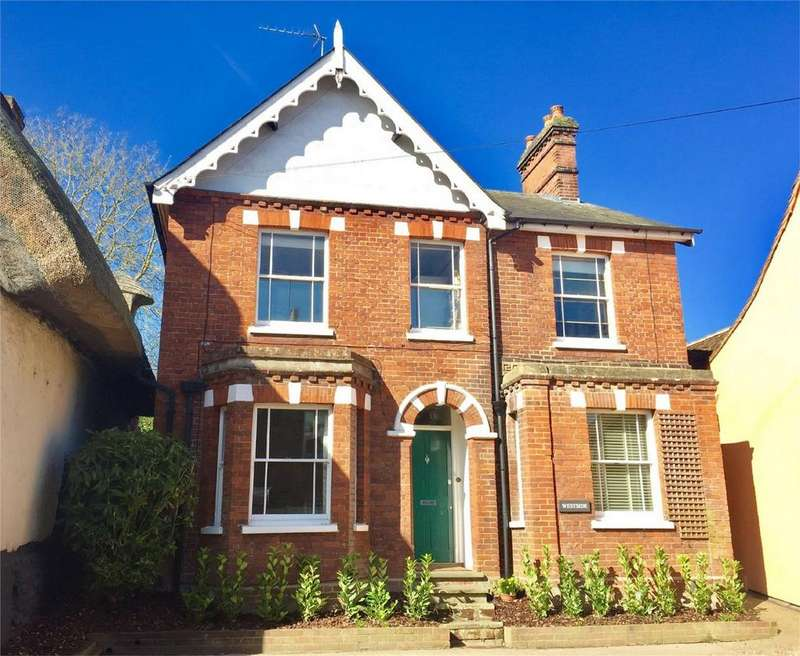 4 Bedrooms Detached House for sale in High Street, MUCH HADHAM, Hertfordshire