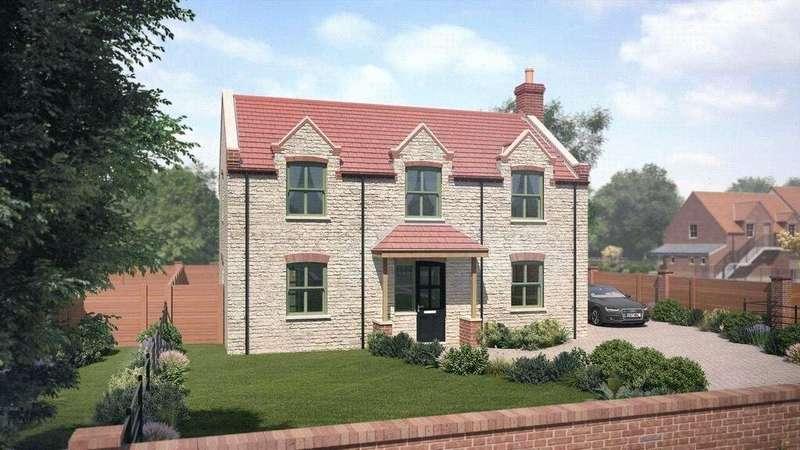4 Bedrooms Detached House for sale in Parklands Drive, Sudbrooke, LN2