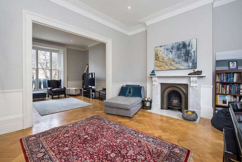 5 Bedrooms Semi Detached House for sale in Clifton Hill, NW8