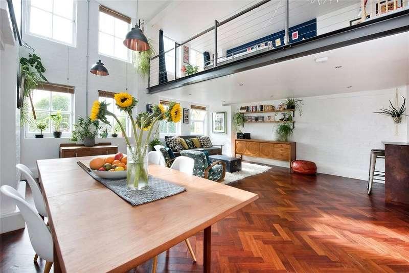 1 Bedroom Duplex Flat for sale in Gervase Street, Peckham, London, SE15