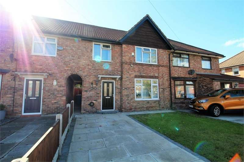 3 Bedrooms Terraced House for sale in Parthenon Drive, LIVERPOOL, Merseyside