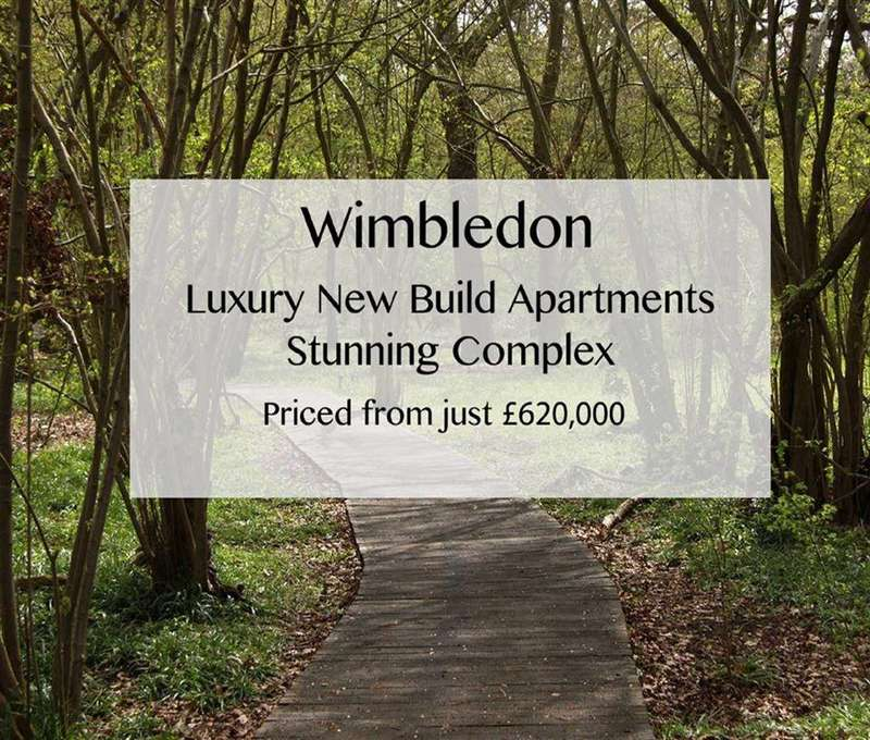 3 Bedrooms Apartment Flat for sale in Prospect Place, Wimbledon