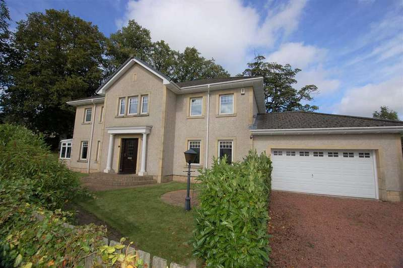4 Bedrooms Detached Villa House for sale in Finlayson Lane, Carnwath