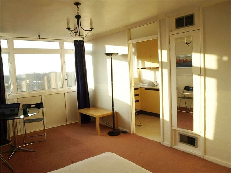 Flat for sale in Gardner Close, Wanstead E11