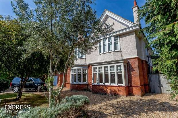 7 Bedrooms Detached House for sale in Ascham Road, Bournemouth, Dorset