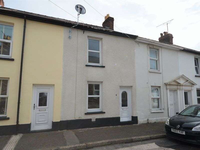 2 Bedrooms Property for sale in Stanhope Street, Abergavenny