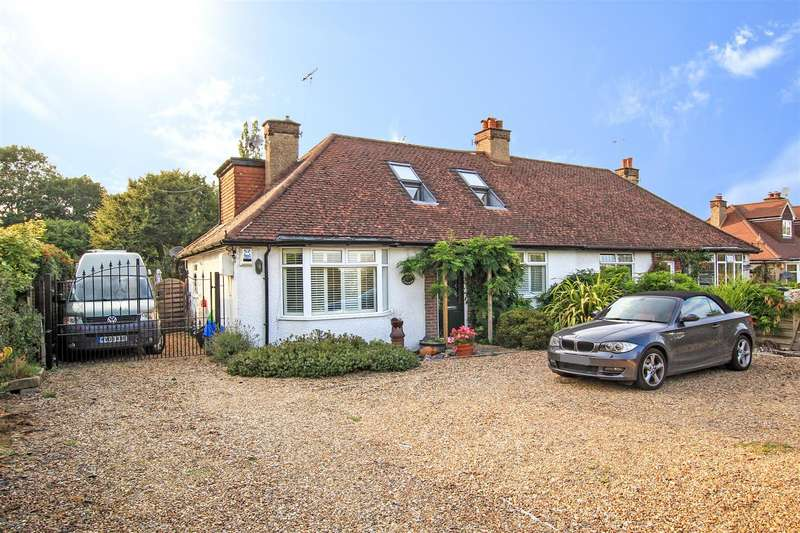 3 Bedrooms Property for sale in Darrs Lane, Northchurch, Berkhamsted