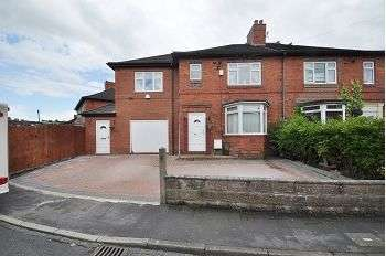 5 Bedrooms Semi Detached House for sale in Blakelow Road, Abbey Hulton, Stoke-on-Trent, ST2 8HR