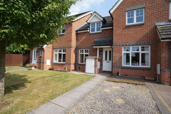2 Bedrooms House for sale in Berkeley Way, Emersons Green, Bristol, BS16 7BZ