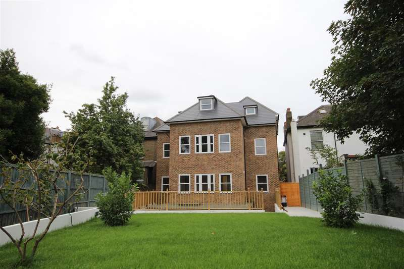 3 Bedrooms Apartment Flat for sale in Craven Park, London NW10 4AG