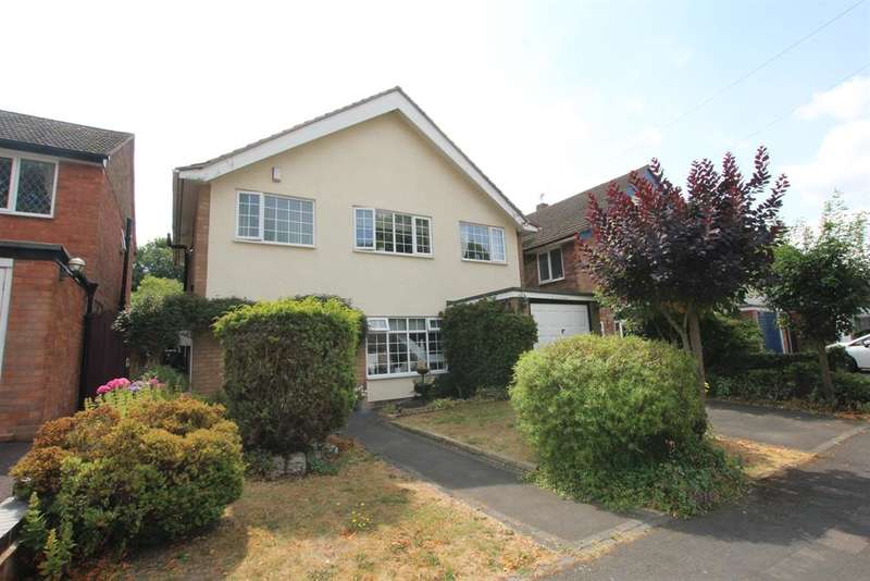 4 Bedrooms Detached House for sale in Tamworth Road, Sutton Coldfield, B75 6DY