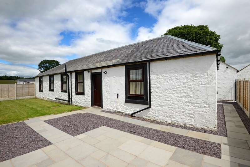 1 Bedroom Cottage House for sale in 2 Dinwoodie Courtyard, Lockerbie, Dumfries And Galloway