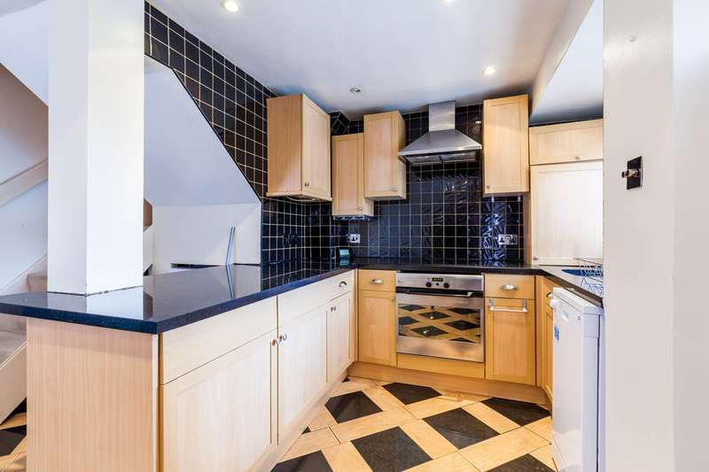 1 Bedroom House for sale in Cadet Drive, South Bermondsey, SE1