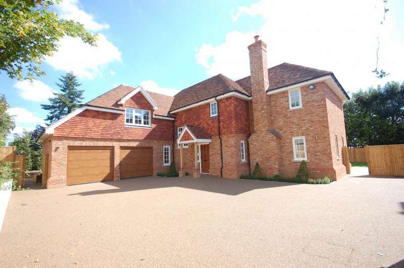 5 Bedrooms Detached House for sale in Heron Mews, Angley Road, Cranbrook, TN17