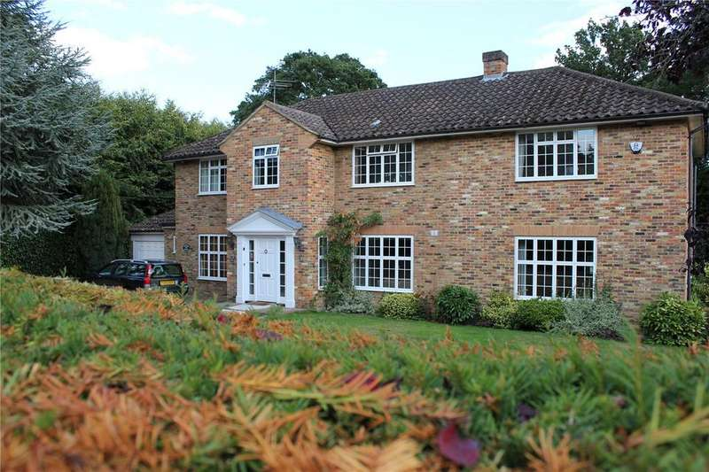 5 Bedrooms Detached House for sale in Greenways Drive, Sunningdale, Ascot, Berkshire, SL5