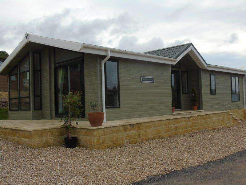2 Bedrooms Park Home Mobile Home for sale in Swallow Lakes, Little London, Longhope