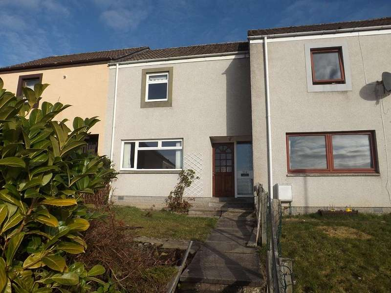 2 Bedrooms Terraced House for sale in Firhill, Alness IV17