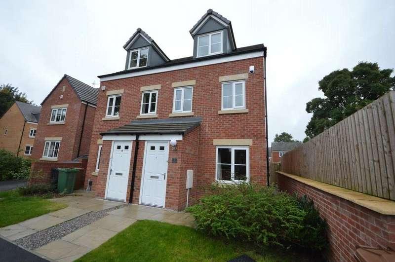 3 Bedrooms Semi Detached House for sale in Beech Tree Avenue, Kirkstall, Leeds