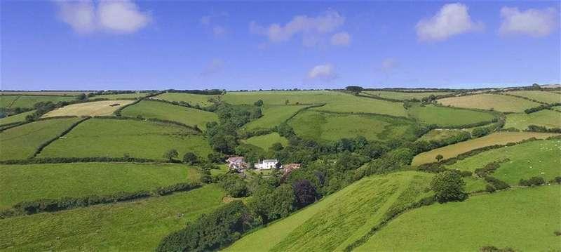 18 Bedrooms Detached House for sale in Small Private Estate, Coastal North Devon, Combe Martin Ilfracombe, Devon, EX34