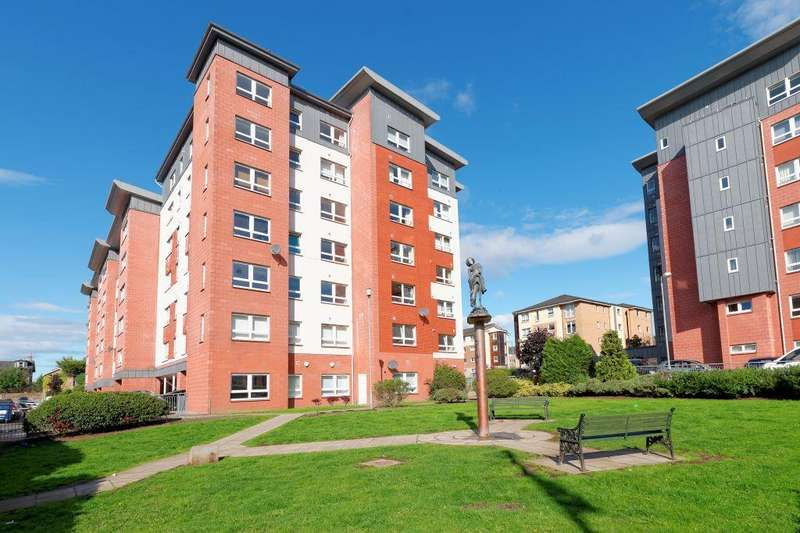 2 Bedrooms Flat for sale in 2/1 23 Finlay Drive, Glasgow, G31 2BD