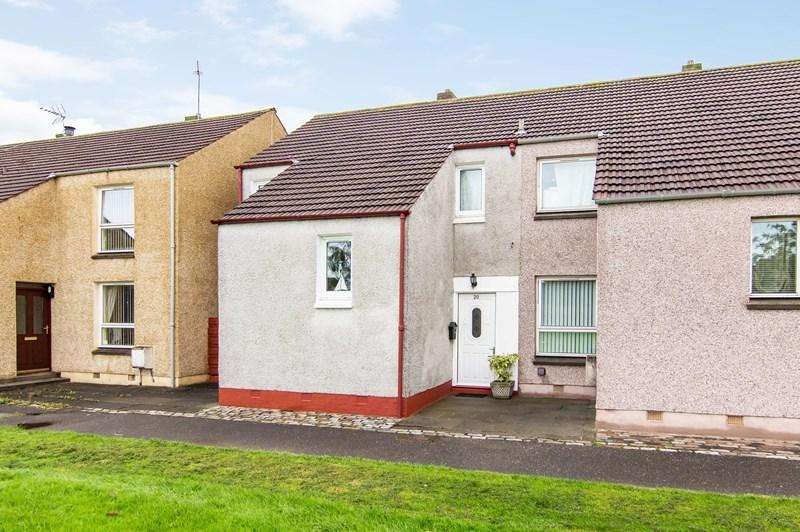 3 Bedrooms Property for sale in 20 Caponhall Road, Tranent, East Lothian, EH33 2HD