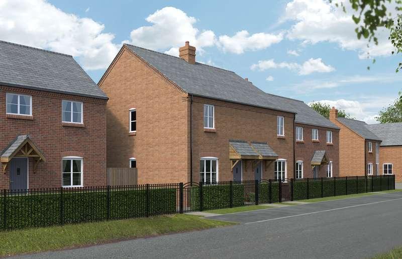 2 Bedrooms Property for sale in Kirby Lane, Eye Kettleby, Melton Mowbray