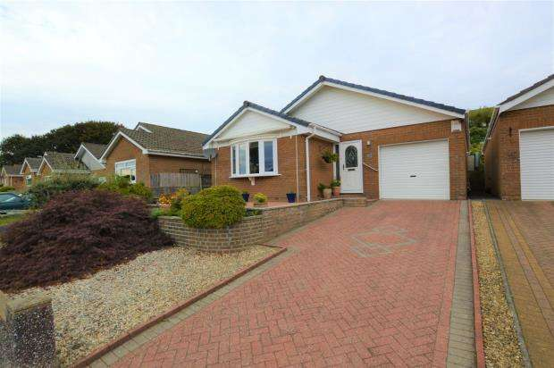 3 Bedrooms Detached Bungalow for sale in Pattinson Drive, Plymouth, Devon