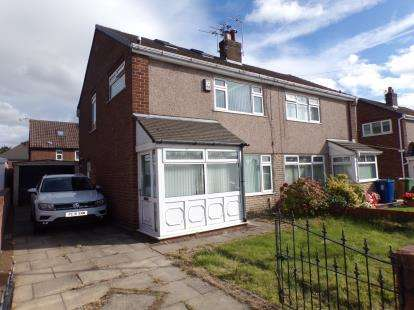 3 Bedrooms Semi Detached House for sale in Nelson Drive, Ince, Wigan, Greater Manchester, WN2