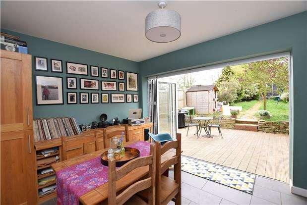 4 Bedrooms Semi Detached House for sale in Dunster Road, Keynsham, BRISTOL, BS31 1WB