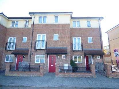 4 Bedrooms End Of Terrace House for sale in Seaton Grove, Broughton, Milton Keynes, Bucks