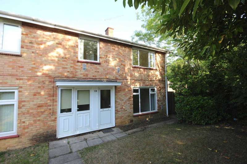 3 Bedrooms End Of Terrace House for sale in Crowthorne Road North, Bracknell