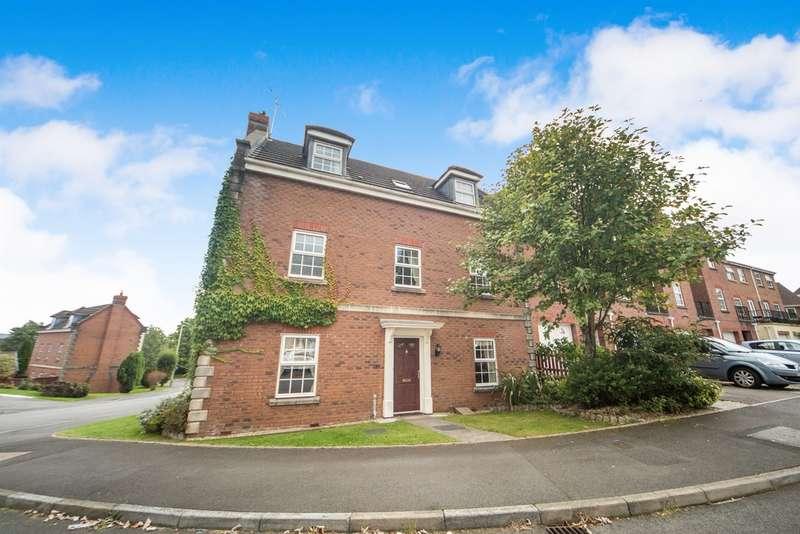 4 Bedrooms Detached House for sale in Fleming Walk, Church Village, Pontypridd