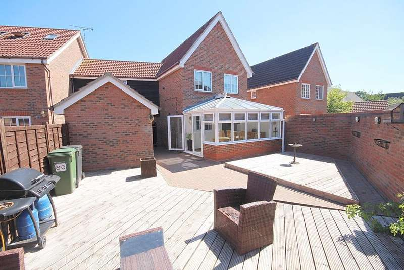 3 Bedrooms Link Detached House for sale in Clay Pits, Braintree, CM7