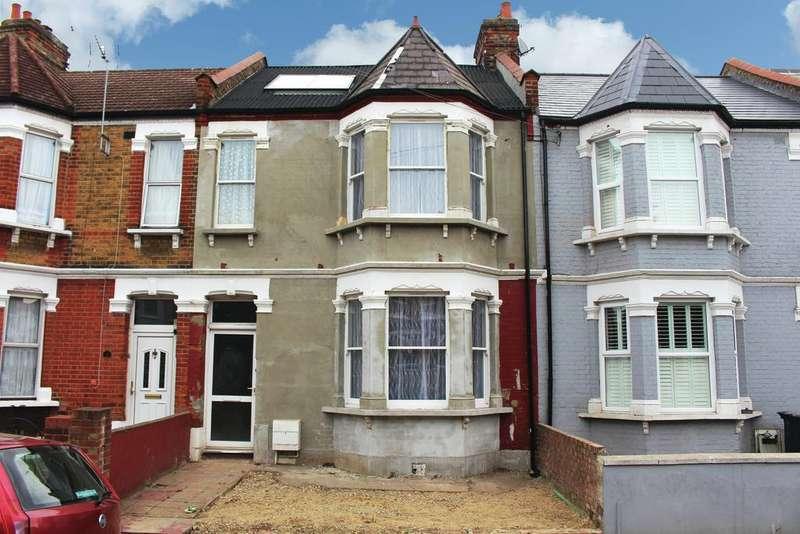 3 Bedrooms Terraced House for sale in Cranleigh Road, Harringay, N15