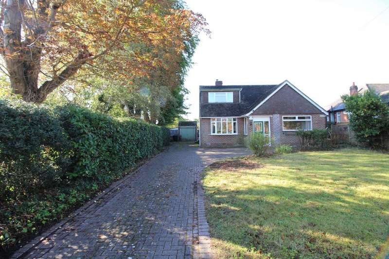 3 Bedrooms Detached House for sale in Coach Hill, Titchfield