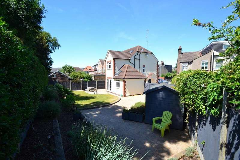 4 Bedrooms Semi Detached House for sale in Castle Road, St. Albans