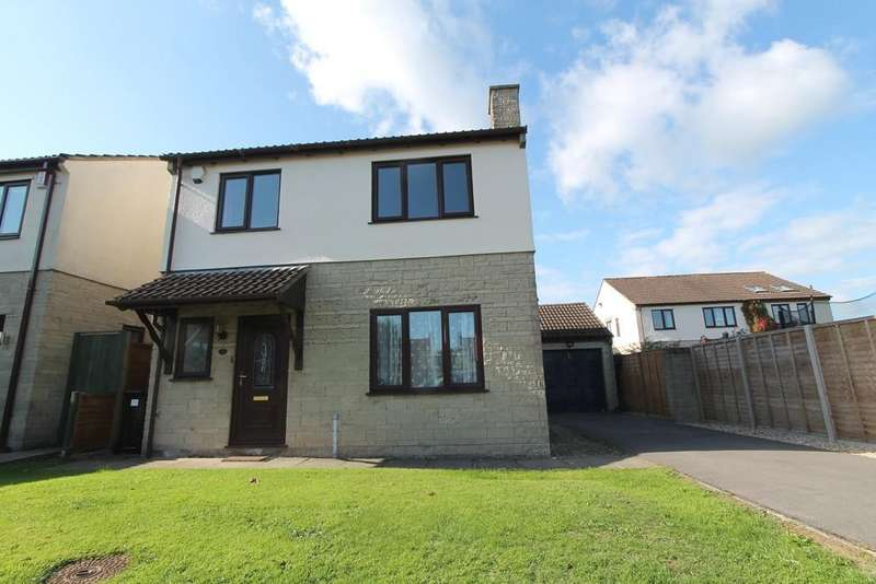 4 Bedrooms Detached House for sale in Meadway, Temple Cloud, Bristol