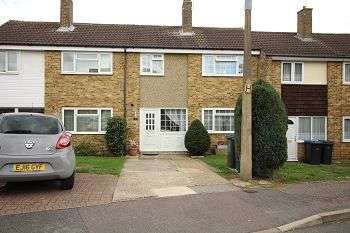 3 Bedrooms Terraced House for sale in Wharley Hook, Harlow, Essex ,CM18 7DA