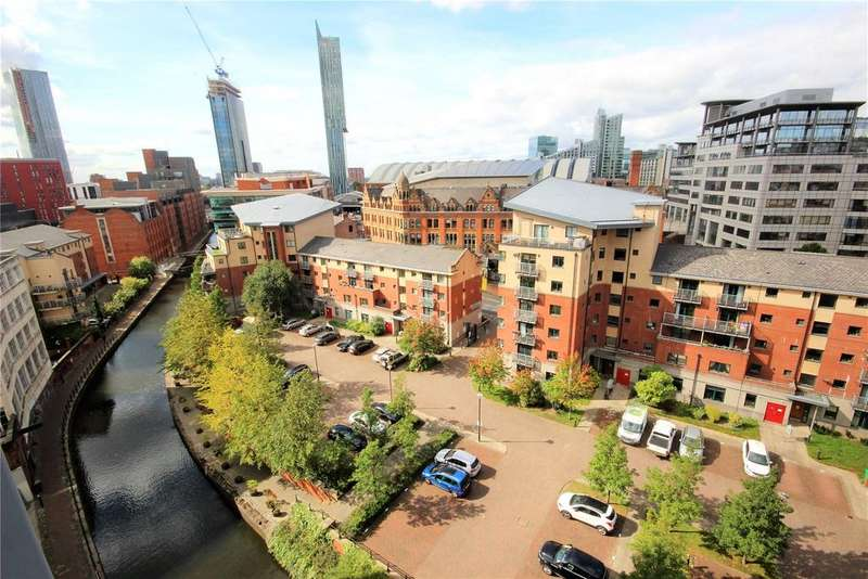 2 Bedrooms Flat for sale in The Lock Building, Whitworth Street West, Manchester, M1