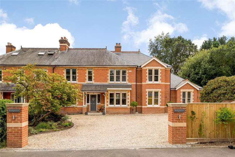 4 Bedrooms Semi Detached House for sale in Onslow Road, Ascot, Berkshire