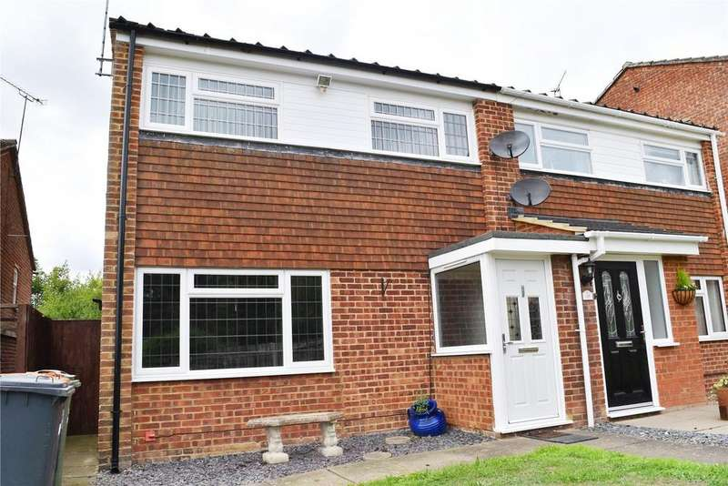 3 Bedrooms Semi Detached House for sale in Knaves Hill, Linslade