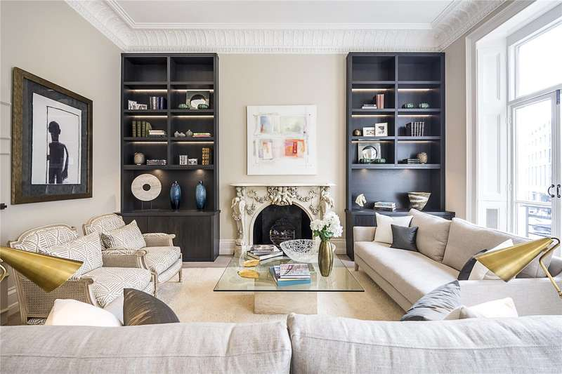 2 Bedrooms Flat for sale in Chesham Place, London, SW1X