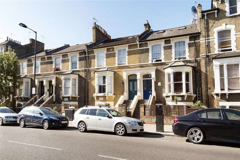 2 Bedrooms Terraced House for sale in Amhurst Road, London, E8