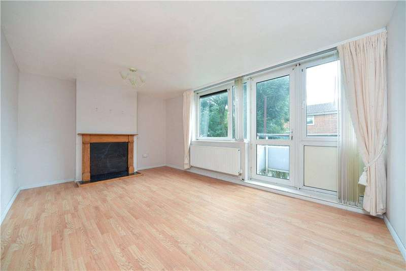 3 Bedrooms Apartment Flat for sale in Gosport House, Bessborough Road, London, SW15